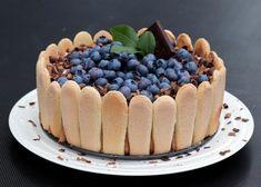 Čokoládová šarlota, Nepečené zákusky, recept | Naničmama.sk Mini Cheesecakes, Pina Colada, No Bake Desserts, Tiramisu, Minis, Pudding, Baking, Ethnic Recipes, Food