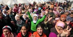 Why Have Arab Countries Abandoned Muslim Refugees? — on The Glazov Gang Sharia Law, Refugee Crisis, Syrian Refugees, Political Party, Political News, Citizenship, Current Events, We The People, Obama