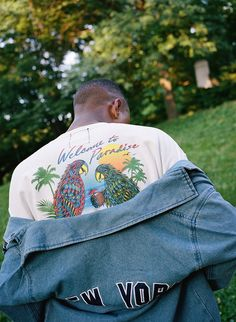UO Denim: Shaquille Adams - Urban Outfitters - Blog
