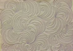 quilting background patterns | ... paradiso 1 year ago all over pattern or just as a background filler