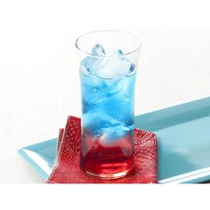 Fourth of July Cocktail Recipe : Guy Fieri : Food Network ❤ liked on Polyvore