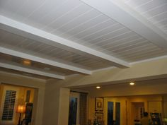 Want to turn your basement becomes more useful? Here are some basement ceiling ideas  that you can apply in your basement. Basement remodel...