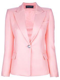 http://www.donnaclassey.com/2013/03/balmain-peaked-lapel-blazer.html
