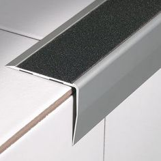 Find out all of the information about the PROFILITEC product: aluminum edge trim / for tiles / outside corner ROUNDCORNER RO. Contact a supplier or the parent company directly to get a quote or to find out a price or your closest point of sale. Aluminum Uses, Expansion Joint, Parent Company, Stair Nosing, Staircase Ideas, Terrazzo Flooring, Metal Trim, Sheet Metal, L Shape