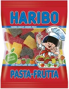 HARIBO PASTA - FRUTTA, The kids would love it when their dad came home from Europe bc he always brought home lots of awesome Haribo!