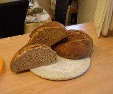 Rezept Bauernbrot mit Gelinggarantie von simba08 - Rezept der Kategorie Brot & Brötchen
