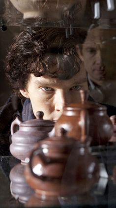 Sherlock - The Blind Banker. There are few things I love more than the cinematography of BBC Sherlock