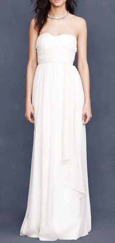 Would be perfect for a bridesmaid dress and came in dark purple