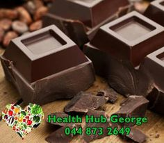#DidYouKnow: Dark chocolate is loaded with nutrients that can positively affect your health. Studies show that dark chocolate can improve health and lower the risk of heart disease. #HealthHub
