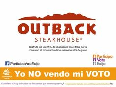 Estas empresas 'premiarán' a los votantes en Cancún.