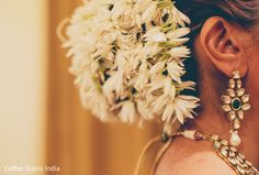 Bridal Jewelry & Hair http://www.maharaniweddings.com/gallery/photo/75838