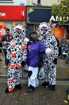I am raising awareness for @staceymowle appeal in our annual pantomime race. Pictures by Jason Pictures Gravesend