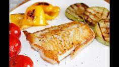 Филе палтуса, жаренное на сковороде с овощами French Toast, Breakfast, Ethnic Recipes, Food, Breakfast Cafe, Essen, Yemek, Meals