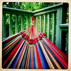 Lazy days of summer on my back porch. Lazy Days, Porch, Fair Grounds, Summer, Life, Terrace, Summer Time, Patio, Pouch