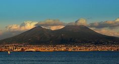 Italy's Mount Vesuvius rattled by several small tremors