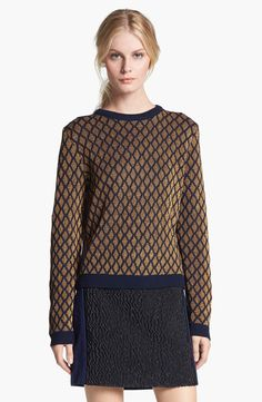33508a36178 Opening Ceremony  Stardust  Merino Wool Sweater For Women