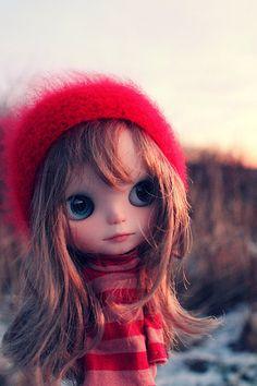 eu quero uma boneca blythe!