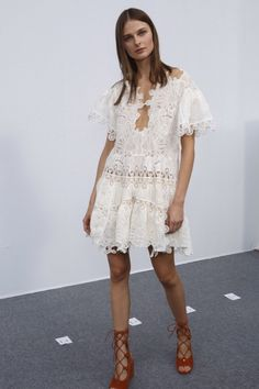resort chic, pretty dresses, white clothing, embroidery, eyelet, lace