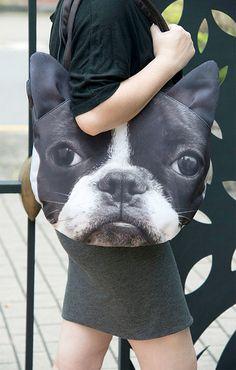 Dog Handbag - so very silly!!