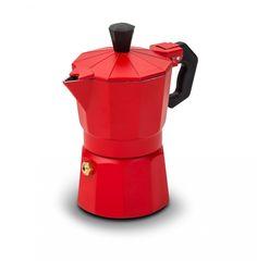Espressor aluminiu Acer Red 50 ml, 1 ceasca Acer, 50th, Coffee Maker, Kitchen Appliances, Cooking, Coffee Maker Machine, Diy Kitchen Appliances, Kitchen, Coffee Percolator