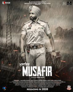 Black Roz Entertainment Present Musafir ( A Men on Mission) Music Production Companies, 2020 Movies, Cinema, Presents, Entertainment, Film, Movie Posters, Black, Gifts