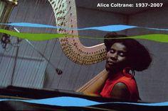 nina simone and husband | Happy Birthday: Alice Coltrane