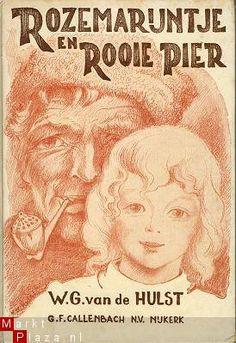 Rozemarijntje en Rooie Pier - W.G. van de Hulst