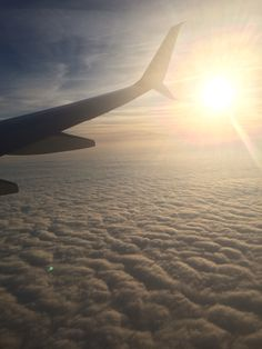 Above the sky #nature #traveling #united #airlines #slovaktraveler #flight #dallas #texas