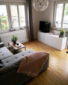 Süßes Kleines Wohnzimmer | SoLebIch.de Foto: Caroox3 #solebich #wohnzimmer  #ideen