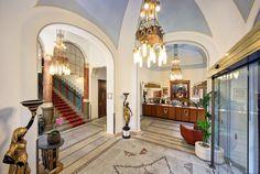 Hotel Paris Prague - Lobby