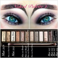 Do It Yourself Just Like That: Today's look using Urban Decay