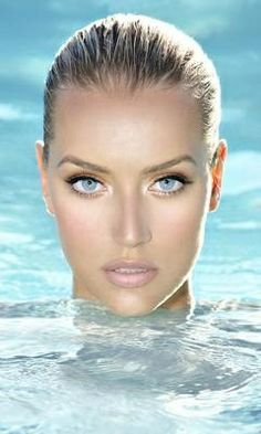 Art Make up for blue eyes beauty-hairstyles