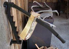 Stikkan Wall-Mounted Kindling Wood Splitter