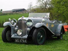 1935 Lagonda