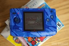 Neo Geo Pocket Color - Why you make me want to love you?!