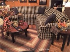 Country Sofas, Primitive, Couch, Furniture, Home Decor, Settee, Decoration Home, Sofa, Room Decor