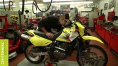 Centennial College's Motorcycle and Power Sports Repair Techniques program takes place over the course of two semesters and provides students with the latest all-important diagnostic skills.