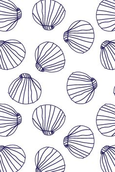 Summer Collection | Surface pattern design by Type and Graphics Lab | Available for sale |typeandgraphicslab.com