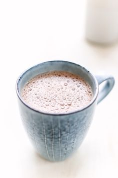 A Healthy Twist on new and traditional recipes Plant Based Milk, Plant Based Eating, Nut Butter, Almond Butter, Vegan Recipes, Snack Recipes, Christmas Hot Chocolate, Grain Foods, Cacao Powder