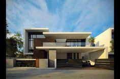 Modern House  #Modern #House #Architecture #Design #Modern_House #Modern_House_Design #Home_Design #modern_Architecture #Villa_Moderne