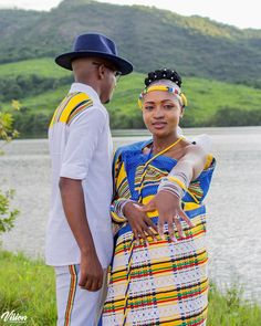 African Wedding Attire, African Attire, African Wear, African Style, African Fashion Dresses, African Dress, Venda Traditional Attire, African Traditional Wear, Traditional Wedding Attire