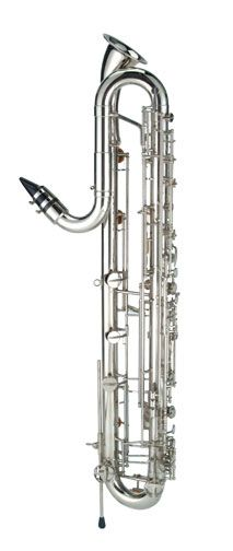 Subcontrabass Clarinet. The clarinets are trying to