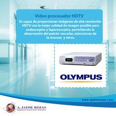 Experimente el nuevo estándar en imágenes endoscópicas con este avanzado videoprocesador compatible con HDTV