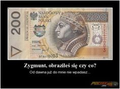 Obrażony Zygmunt ;)  www.pocisk.org Scary Funny, Wtf Funny, Funny Memes, Jokes, Good Mood, Best Memes, Haha, Funny Pictures, Humor