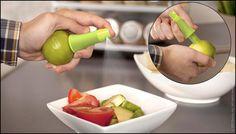 fruit juice sprayer?