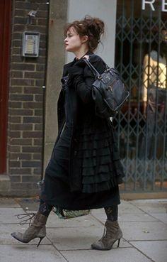 Helena Bonham Carter, London, May 2013