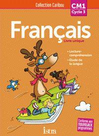 Français, CM1 cycle 3 : livre unique : conforme aux nouveaux programmes / Pascal Dupont, Sophie Raimbert. http://buweb.univ-orleans.fr/ipac20/ipac.jsp?session=14B88210EE994.830&menu=search&aspect=subtab66&npp=10&ipp=25&spp=20&profile=scd&ri=1&source=~%21la_source&index=.IN&term=9782013947619&x=0&y=0&aspect=subtab66