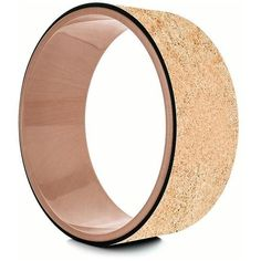 Cork+ABS Yoga Wheel Ring Miracle Yoga Circle Pilates Rings Home Gym Fitness Equipments Priora Foam Roller Pilates Accessories #HipFlexorsExercises