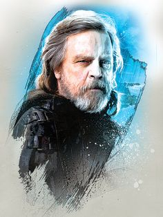 Luke Skywalker - 41 years of Star Wars and still going strong. . .