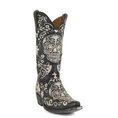 Men's Old Gringo Boots M1300-4 Allens Boots